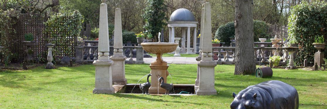 Animal bronzes - chilstone show gardens
